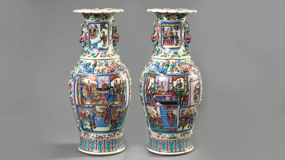 Fine Art, Antiques, Decorative & Collectables Auction:  Tuesday 11 December 2018 At 10:00am